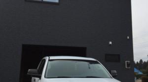駐車スペースの写真