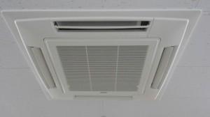セントラル空調と個別空調