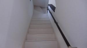 階段での事故
