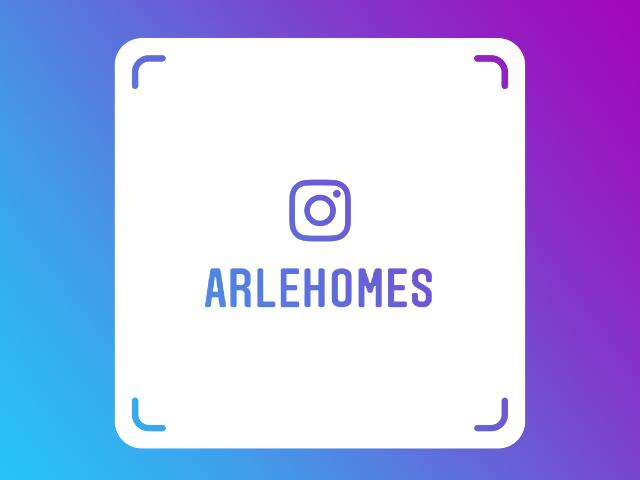 アルルホームズ公式 instagram
